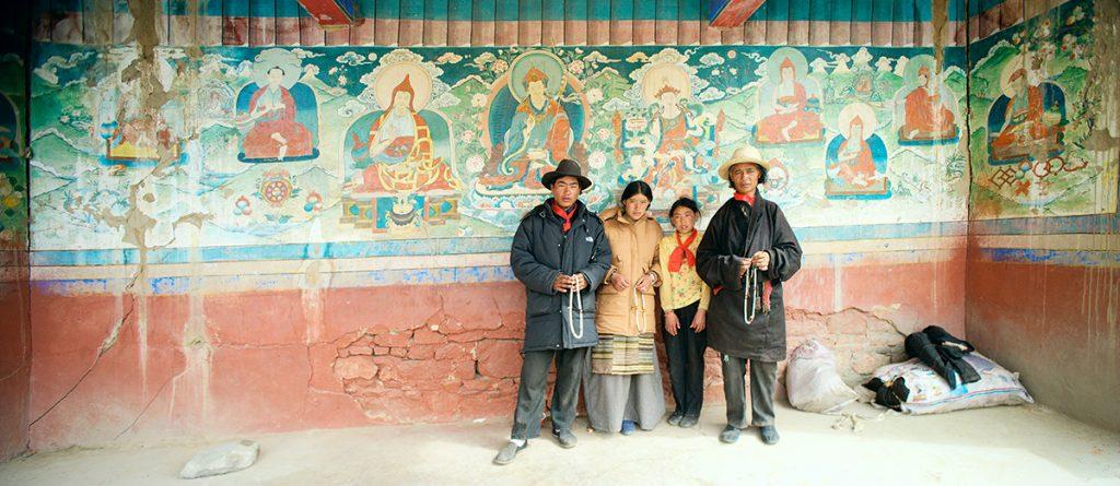Pilgrim, Buddhism, Samye, Tibet